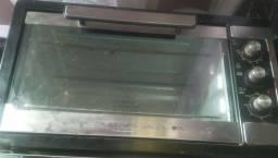 Forno elétrico Philco 42 litros 200,00 Reais  contato *