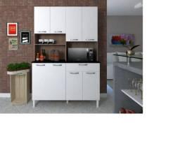 Título do anúncio: KIT cozinha - Armário com 8 portas e Frete grátis para o ES (Aceito Picpay)