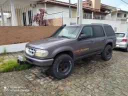 Vendo e troco, Relíquia V6 gás e gasolina
