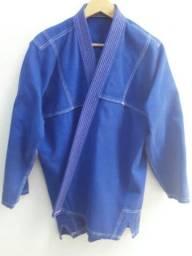 Kimono jiu jitsu A3 semi novo