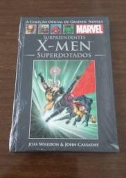 Hq Surpreendentes X-men : Superdotados - Marvel Graphic Nove