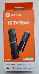 Xiaomi Mi TV Stick (Novo/Lacrado)