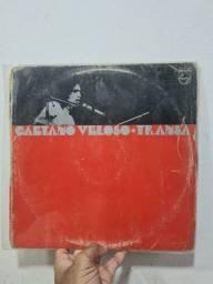 Lp, transa. Caetano veloso, 1972