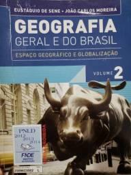 Livro de Geografia Geral e do Brasil