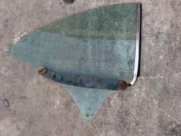 Vidro verde para lateral direita de Opala Coupe