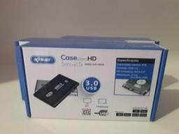 Case HD 2.5 usb 2.0 em Maracanaú