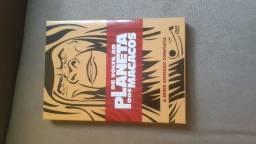 Box dvd original. Serie  de volta ao planeta dos macacos