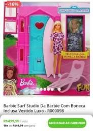 Boneca Barbie Surf