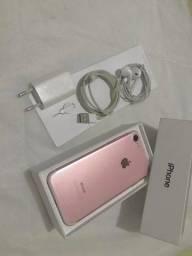 iPhone 7 normal 32g de memória Rose.