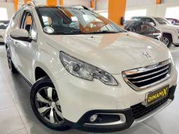 cPeugeot 2008 Griffe 1.6 2016 Único dono!