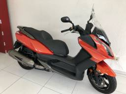 Kymco Downtown 2018 abs com manual e chave reserva