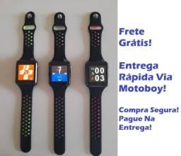 Relógio inteligente K1 - Frete Grátis!