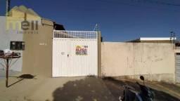Casa com 1 dormitório para alugar, 100 m² por R$ 850,00/mês - Residencial São Paulo - Pres