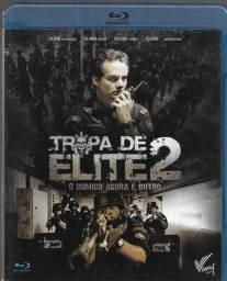 olx0150 Blu-ray Disc - Tropa De Elite 2 o inimigo agora é outro