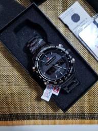 Relógio Esportivo Luxo Masculino