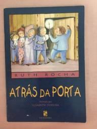 Livro Atrás da Porta - Ruth Rocha