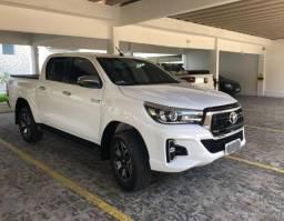 Toyota Hilux 2.8 SRX 4X4 CD 16V Diesel 4P Automático 2018/2019