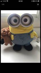 Minion Bob Malvado Favorito Original Teddy Bear 20cm