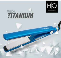 Prancha Nano Titanium MQ Professional