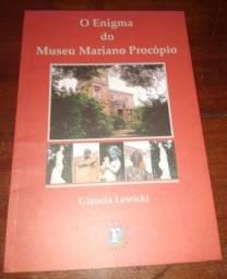 Livro O Enigma Do Museu Mariano Procópio