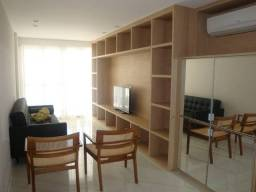 Apartamento para aluguel tem 92 metros quadrados com 2 quartos em Leblon - Rio de Janeiro