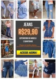Lista de Fornecedores - Revenda Jeans