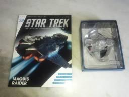 Star Trek - Edição 28 - Maquis Raider (Eaglemoss)