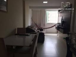 Apartamento com 2 quartos à venda, 58 m² - Praia de Itaparica - Vila Velha/ES