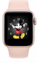 Vendo smartwatch t500 rose