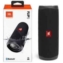 Caixa De Som Jbl Flip5 Bluetooth A Prova De Agua