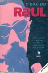Livro - O Baú do Raul - 10ª Edição - Kika Seixas e Tarik de Souza