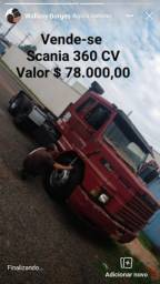 Scania 142 Motor 123 Câmbio 3x3