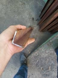 Cantoneiras e material para serralheria em geral