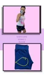 Shorts curto