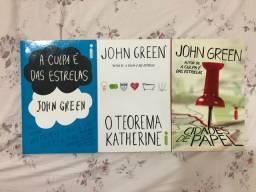 Coleção do autor John Green