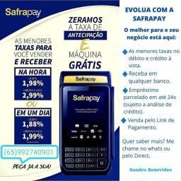 Maquininha SafraPay