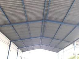 Galpao 360 m2, kit ferragem 28,800 novos . kits montagens, Preços materiais, Consultoria.