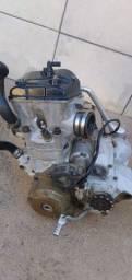 Motor  ktm 250sxf ano 2011injetado