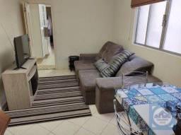 Apartamento com 1 dormitório à venda, 50 m² por R$ 191.000,00 - Centro - São Vicente/SP