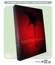 Título do anúncio: Livro Nevermore