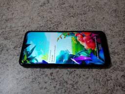 NOVO NUNCA USADO Smartphone LG K40S 32GB + Brindes + e Todos Acessórios Originais