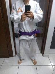 Kimono jiu-jitsu A-2 130,00 reais