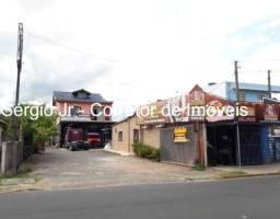Terreno com 1.790m² em Canoas - Pavilhão + 2 aptos + Ponto Comercial - Aceito imóvel/sítio