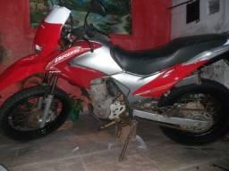 Moto bross ES com partida 2010