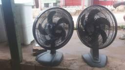Vende-se 2 ventiladores