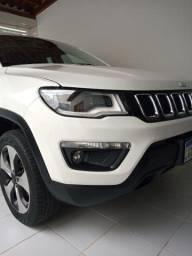 Jeep Compass 2018 4x4 diesel muito conservado