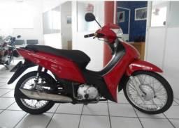 Biz 125 ks 2009 vermelha