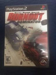 Burnout ORIGINAL PlayStation 2