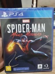 Spider man miles morales PS4 - Lacrado