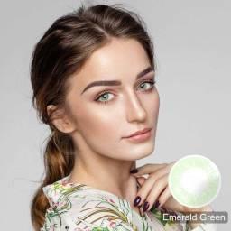 Título do anúncio: Lindas cores lents contact coloridas Entrego